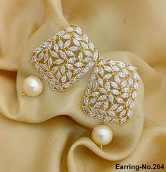 Tiny Star Earrings/ Diamond Star Earrings in Solid Gold/ Tiny Diamond Earrings/ Tiny Stud Earrings/ Tiny Diamond Studs/ Valentines Day - Fine Jewelry Ideas Indian Jewelry Earrings, Jewelry Design Earrings, Gold Earrings Designs, Gold Jewellery Design, Jewelry Accessories, Choker Necklaces, Diamond Earrings Indian, India Jewelry, Emerald Earrings