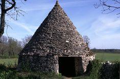 Lalbenque nouel 535 - Cabane en pierre sèche — Wikipédia