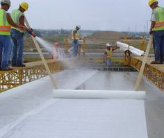 Water quality Tests for concrete construction