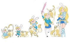 Fionna and Cake Timeline Adventure Time Cartoon Adventure Time, Adventure Time Anime, Marceline, Cartoon Shows, Cartoon Characters, Cartoon Network, Gumball, Abenteuerzeit Mit Finn Und Jake, Adveture Time