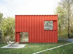 Designed by Tham & Videgård Arkitekter in Stockholm,Sweden with date 2015. Images by Tham & Videgård . Tham & Videgård Arkitekter has designed a home with the help of two million Swedes. Made possible by big data, th...