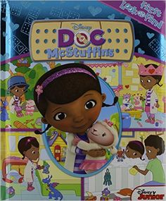 First Look and Find: Doc McStuffins (13)