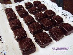 Trufas de chocolate al aroma de café   Cocinar en casa es facilisimo.com