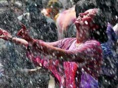 India Celebrates Holi - The Festival Of Color