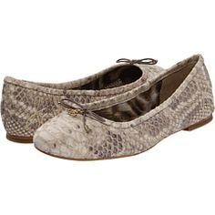 Sam Edelman snakeskin slippers. Size 9, please. Who wants my shipping address? #notkidding