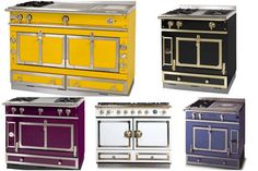 in love with these by La Cornue range ovens