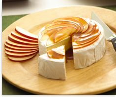 Caramel Apple Brie Recipe