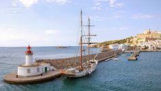 Puerto de Ibiza - Actividades en los faros de las Islas Baleares