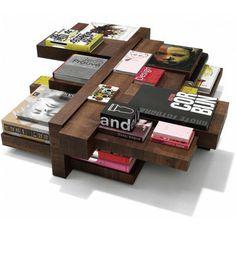 Table Basse Manhattan de Linteloo