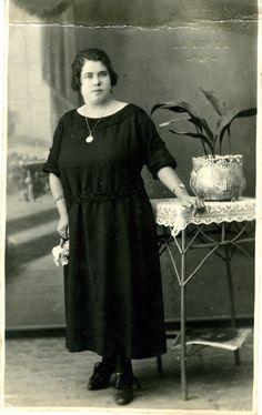 Carmen Sanchez : soeur de Juana Sanchez (mère de ma GMM Pepa) = tante de ma GMM
