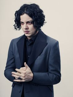 Jack White for Esquire