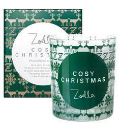 Zoella Cosy Christmas Candle