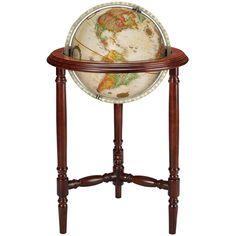 Classy Stevens Floor Globe