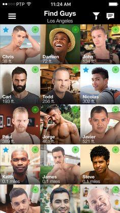 Meeting gay guys online