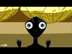 Teaching Theme/Moral/Lesson The Ants and the Grasshopper - Aesop's fables - YouTube