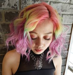 """11k Likes, 58 Comments - Pulp Riot Hair Color (@pulpriothair) on Instagram: """"@hairbymisskellyo is the artist... Pulp Riot is the paint."""""""
