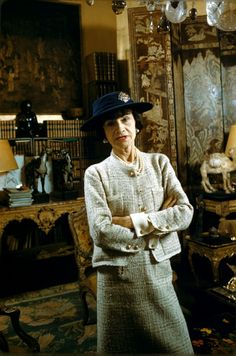 We Salute the French Rebels in Fashion: Coco Chanel  Chanel was the OG rebel  of French fashion. She said non, merci to corsets, stole almost all her now-iconic style elements from the boys, and carried on much-storied affairs with men without ever getting married.