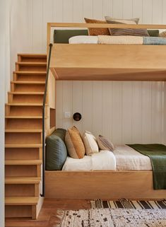 Home Interior Bedroom Client Bu Round Two // Part 2 Kids Bedroom, Bedroom Decor, Bunk Bed Rooms, Bedrooms, Oak Bunk Beds, Bunk Bed Designs, Amber Interiors, New Room, Cheap Home Decor