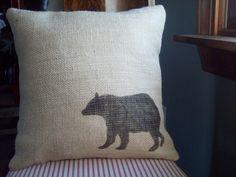 Bear Pillow, Vermont house