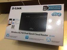 D-Link Wireless ADSL WIFI AC 750 Dual Band Cloud Router DIR-810L