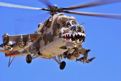 Mi-25 attack helicopters