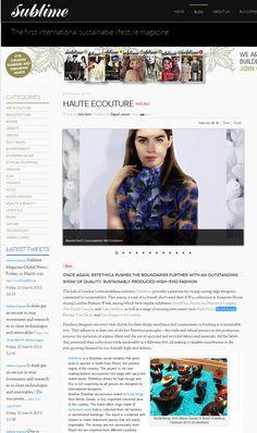 Sublime Magazine haute