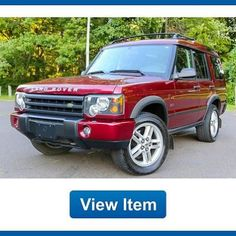 nice 2003 Land Rover Discovery SE7 - For Sale