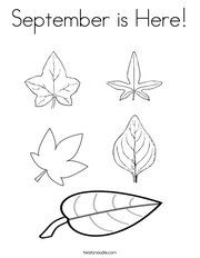 Your Kids Will Love This Huge List of Autumn and Fall Coloring Pages: Twisty Noodle's Fall Coloring Pages Coloring Pages Nature, Leaf Coloring Page, Coloring Pages For Kids, Free Coloring, Kids Colouring, Online Coloring, Kids Prints, Autumn Theme, Printable Coloring Pages