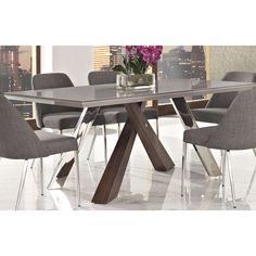 Creative Furniture Vanda 7 Piece Dining Set