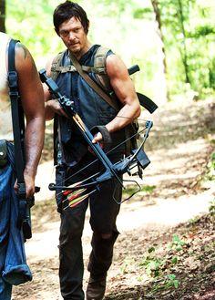The Walking Dead                      Daryl <3