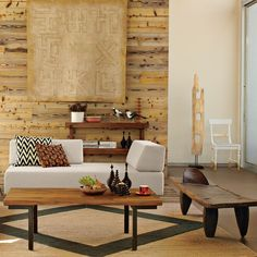 To Bring In Some Of The Exotic African Tribal Culture Into Your Home