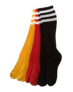 American Apparel Stripes Tube Socks