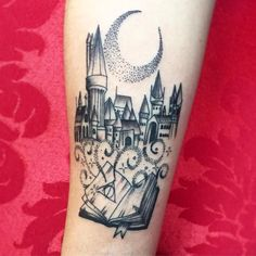 Harry Potter Tattoo Ideas | POPSUGAR Tech