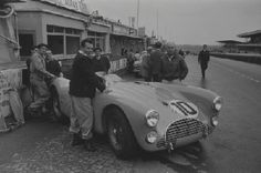 Revs Digital Library: 24 Hours of Le Mans 1954 Talbot