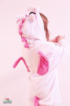 Disfraz Pijama de Unicornio
