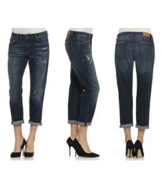 Habitual 'Grace' Coated Print Skinny Jeans - The Blues Jean Bar ...