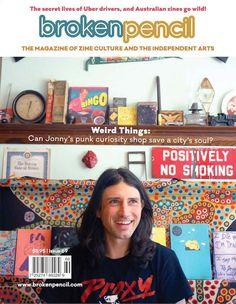 Broken Pencil Magazine » Current Issue