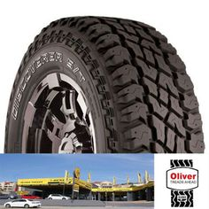 Cooper tires offers some nice shoes for trucks...the S/T Maxx is a good off road and all around tire (like the Toyo Open Country to some extent). #cooper