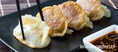 Deze Gyoza zijn gevuld met een heerlijke vulling van kip en shiitake
