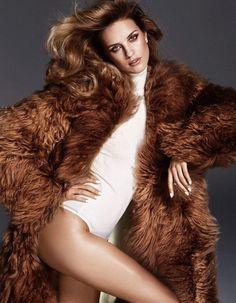 francislare:  Harper's Bazaar China November 2014 feat. Julia Frauche photographer: Alvaro Beamud Cortes  stylist: Maria Giulia Riva make-up: Luciano Chiarello