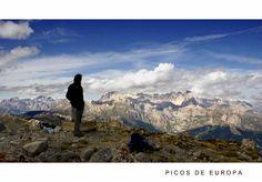 Picos de Europa - Coriscao, Asturias