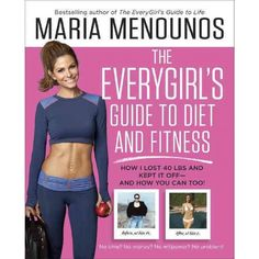 In Dr. Oz show, The EveryGirl's Guide to Diet and Fitness by Maria Menounos eBook. Maria's Dad suffered from diabetes and she knows the symptoms and results. In this book she has a diet plan to lose weight and beat diabetes. Weight Loss Plans, Weight Loss Program, Weight Loss Transformation, Weight Loss Tips, Maria Menounos, Fitness Diet, Health Fitness, Fitness Plan, Key Health