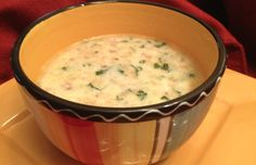 Slow Cooker Zuppa Toscana (Copycat) - Olive Garden Copycat that is a favorite in my community!  Enjoy!  www.GetCrocked.com
