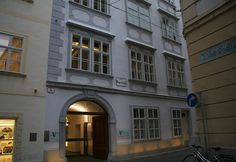 """The """"Figarohaus"""" in Wien after renovation"""