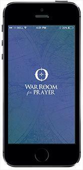 War Room for Prayer App