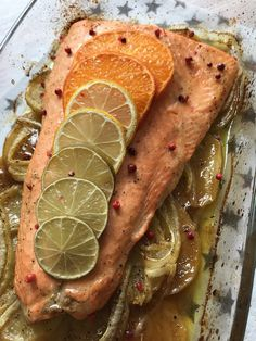 Tasty, Yummy Food, Fish And Seafood, Grapefruit, Food And Drink, Cooking, Ethnic Recipes, Gastronomia, Gourmet Foods