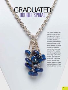 Book Review & Giveaway : Modern Chain Mail Jewelry ~ The Beading Gem's Journal