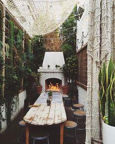 Great backyard table