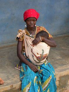 mother and child,Pemba, Mozambique