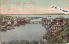 Old Ogdensburg, NY Map